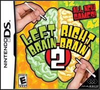 Okładka Left Brain Right Brain 2 (NDS)