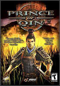 Okładka Prince of Qin (PC)