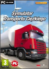 Okładka Heavyweight Transport Simulator (PC)