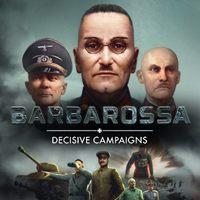 Okładka Decisive Campaigns: Barbarossa (PC)