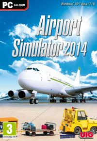 Okładka Airport Simulator 2014 (PC)
