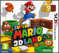 Okładka Super Mario 3D Land (3DS)