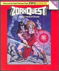 Okładka ZorkQuest II: The Crystal of Doom (PC)