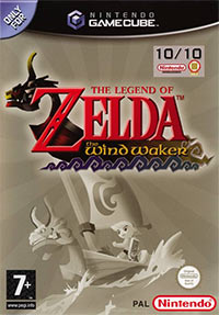 Game Box for The Legend of Zelda: The Wind Waker (GCN)