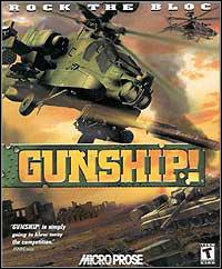 Okładka Gunship! (PC)