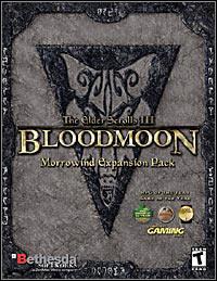 Okładka The Elder Scrolls III: Bloodmoon (PC)