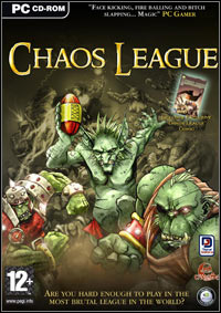 Chaos League cover
