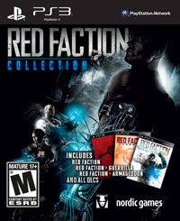 Okładka Red Faction Collection (PS3)