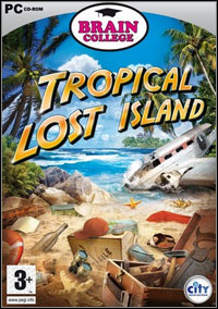 Okładka Tropical Lost Island (PC)