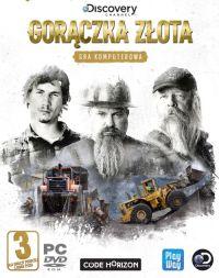 Okładka Gold Rush: The Game (PC)