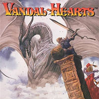 Game Box for Vandal Hearts (PS1)