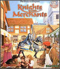 Okładka Knights & Merchants: The Shattered Kingdom (PC)