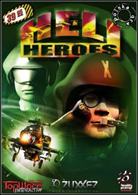 Game Box for Heli Heroes (PC)