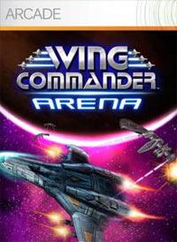 Okładka Wing Commander Arena (X360)