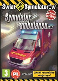 Okładka Emergency Ambulance Simulator (PC)