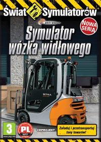 Okładka Forklift Truck Simulator (PC)