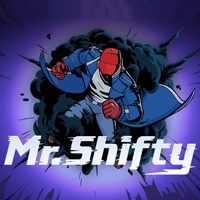Game Mr. Shifty (PC) cover