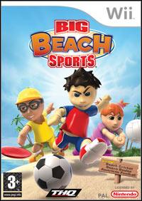 Game Box for Big Beach Sports (Wii)