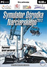 Okładka Skiing Resort Simulator 2012 (PC)