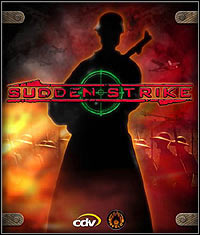Game Box for Sudden Strike (PC)