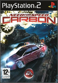 Game Need for Speed Carbon (PS2) cover