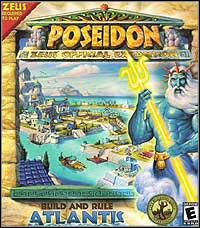 Okładka Poseidon: Zeus Official Expansion (PC)