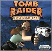 Okładka Tomb Raider III: The Lost Artifact (PC)