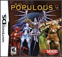 Okładka Populous DS (NDS)