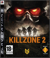 Game Box for Killzone 2 (PS3)