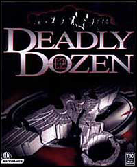 Game Box for Deadly Dozen (PC)