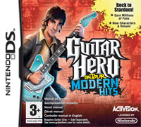 Game Box for Guitar Hero On Tour: Modern Hits (NDS)