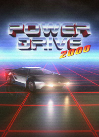 Game Power Drive 2000 (PC) cover