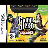 Guitar Hero: On Tour Decades (NDS cover