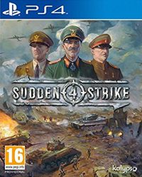 Game Sudden Strike 4 (PC) cover