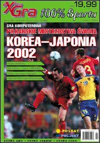 Okładka Pilkarskie Mistrzostwa Swiata 2002: Japonia-Korea (PC)