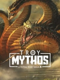 Total War Saga: Troy - Mythos (PC cover