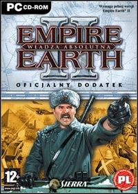 Okładka Empire Earth II: The Art of Supremacy (PC)