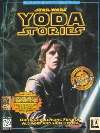 Okładka Star Wars: Yoda Stories (PC)