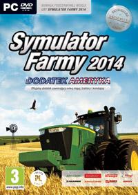 Okładka Professional Farmer 2014: America (PC)