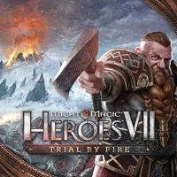 Okładka Might & Magic: Heroes VII - Trial by Fire (PC)