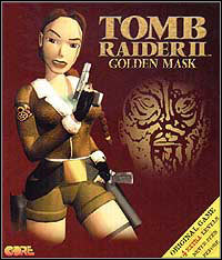 Okładka Tomb Raider II: The Golden Mask (PC)