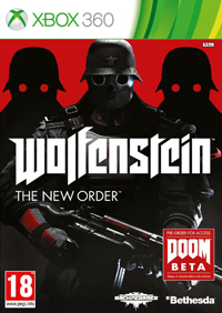 Game Wolfenstein: The New Order (PC) cover