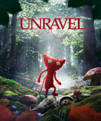 Game Unravel (PC) cover