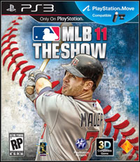 Okładka MLB 11 The Show (PS3)