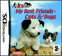 Okładka Paws & Claws Dogs & Cats Best Friends (NDS)