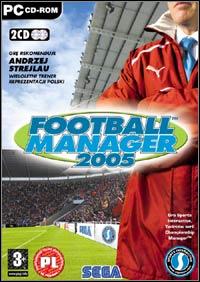 Okładka Worldwide Soccer Manager 2005 (PC)