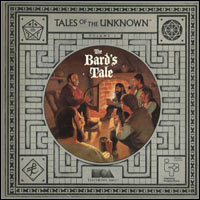 Okładka The Bard's Tale (1987) (PC)
