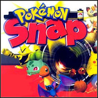 Game Box for Pokemon Snap (Wii)