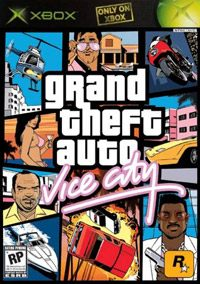 Game Grand Theft Auto: Vice City - 10th Anniversary Edition (iOS) cover