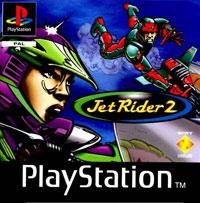 Okładka Jet Rider 2 (PS1)